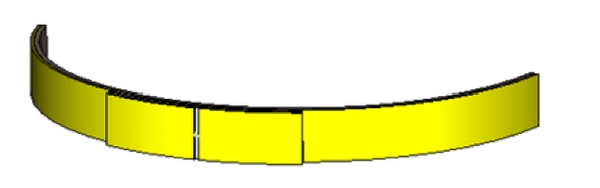 (b) Double-layers strip dipole antenna