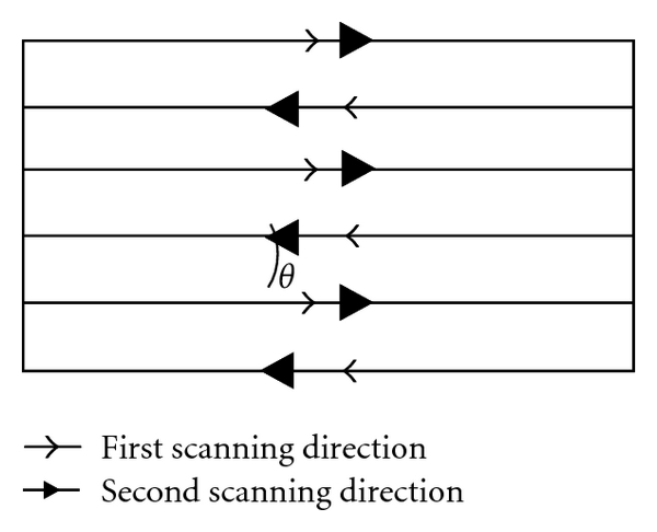 (a) Parallel scanning