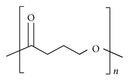 (a) poly-4-hydroxybutyrate