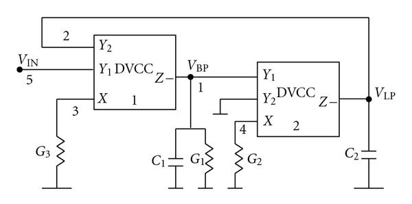 (c) Circuit A-3 using two DVCC