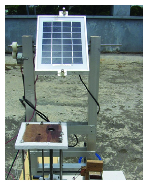 Energy Efficient Hybrid Dual Axis Solar Tracking System