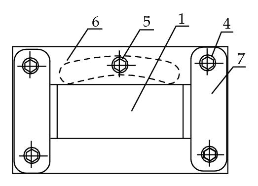 (a) Assembly diagram