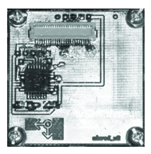 (b) Acceleration board