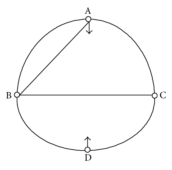 (b) Measuring points arrangement of section