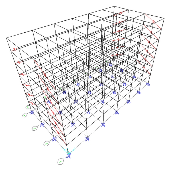 Seismic Responses of an Added-Story Frame Structure with Viscous Dampers