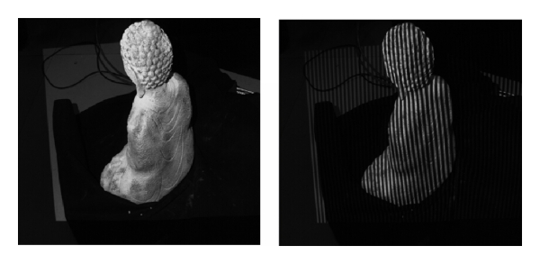 (a) Scanning from one view