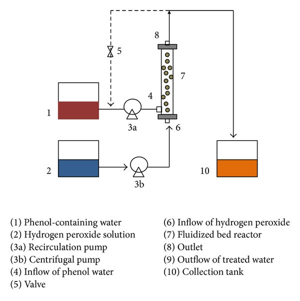 Simulation For Supporting Scale Up Of A Fluidized Bed Reactor For Advanced Water Oxidation