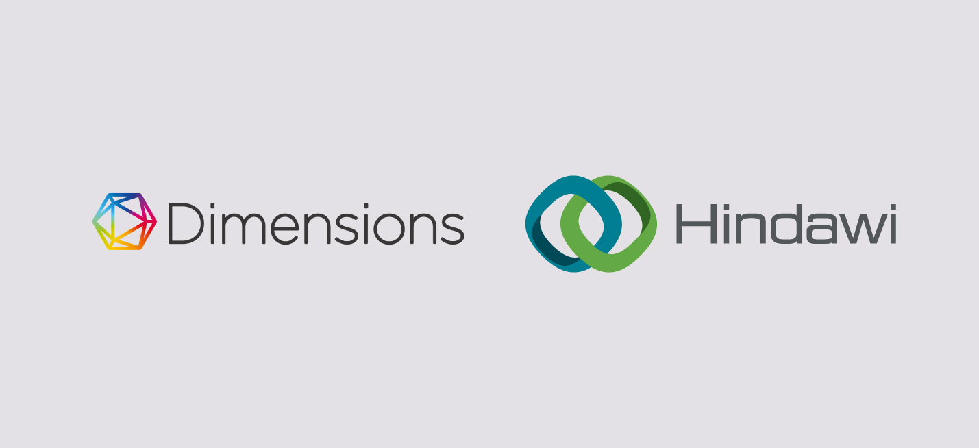 Hindawi partners with Dimensions
