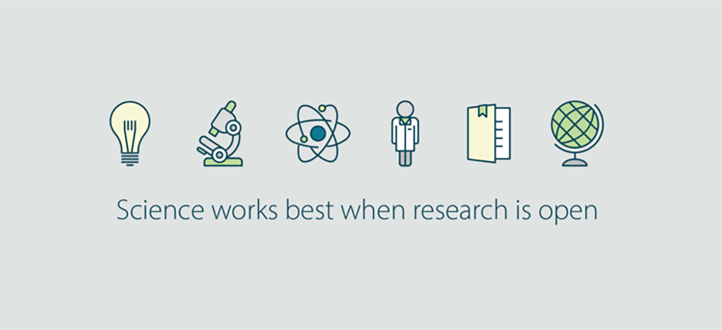 Science works best when research is open