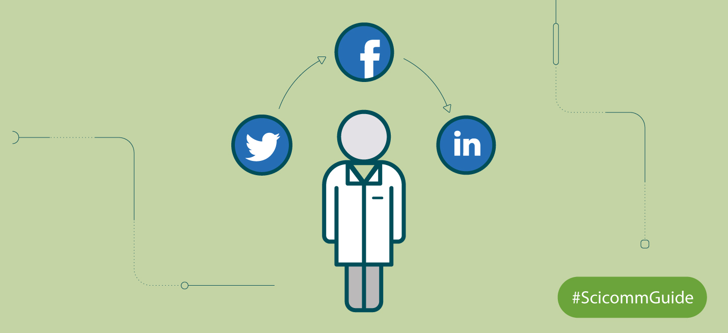 I'm a scientist and I want to use social media. Now what?
