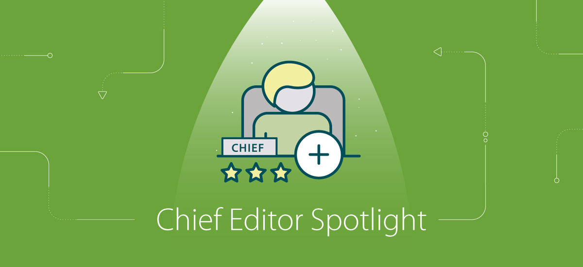 Chief Editor Spotlight: Meet Prof. Kenneth Ozoemena