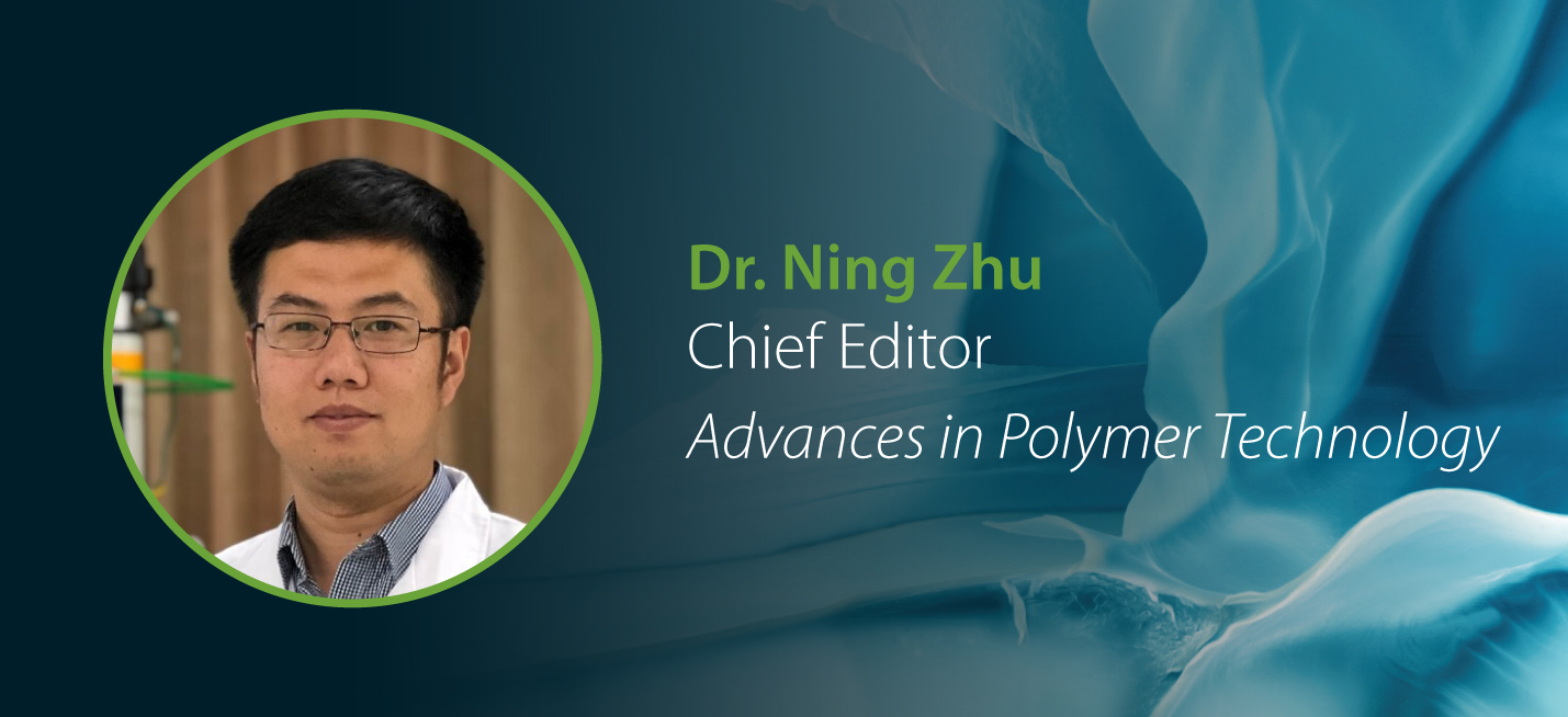 What are the most important areas in polymer research?