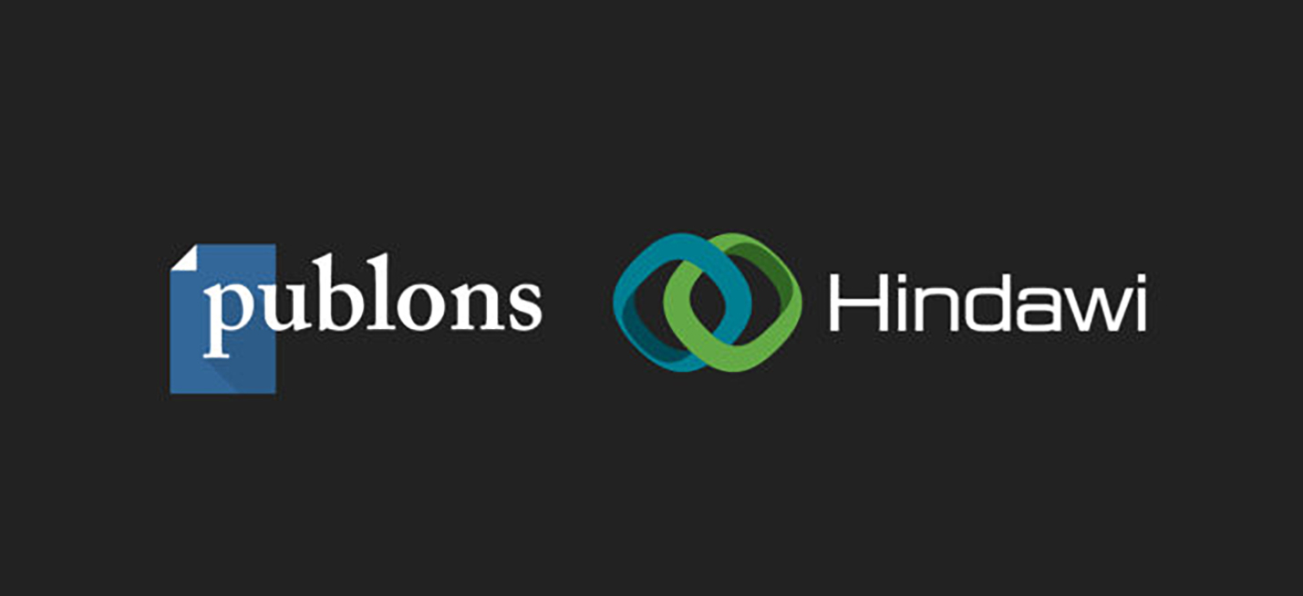 Hindawi partners with Publons