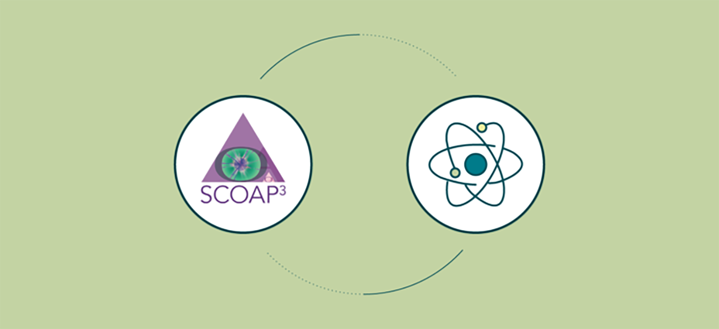 SCOAP3 and Advances in High Energy Physics extend collaboration