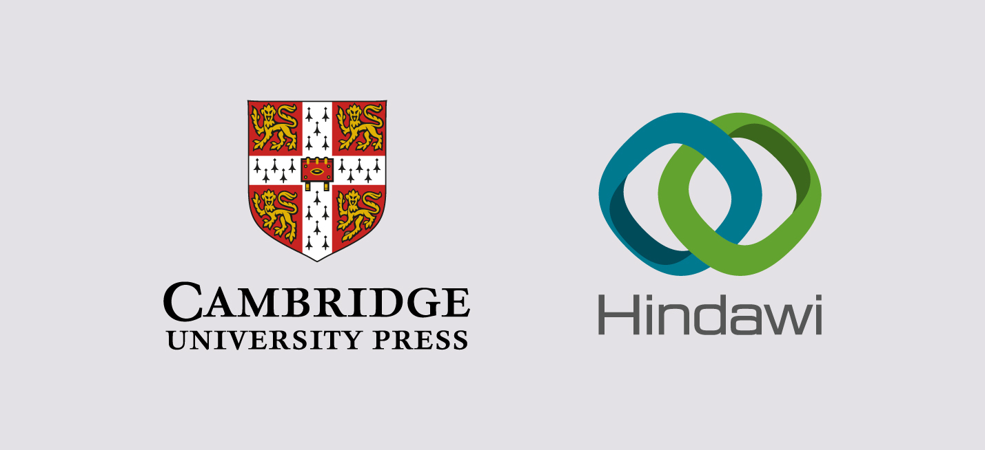 Open Access partnership with Cambridge University Press