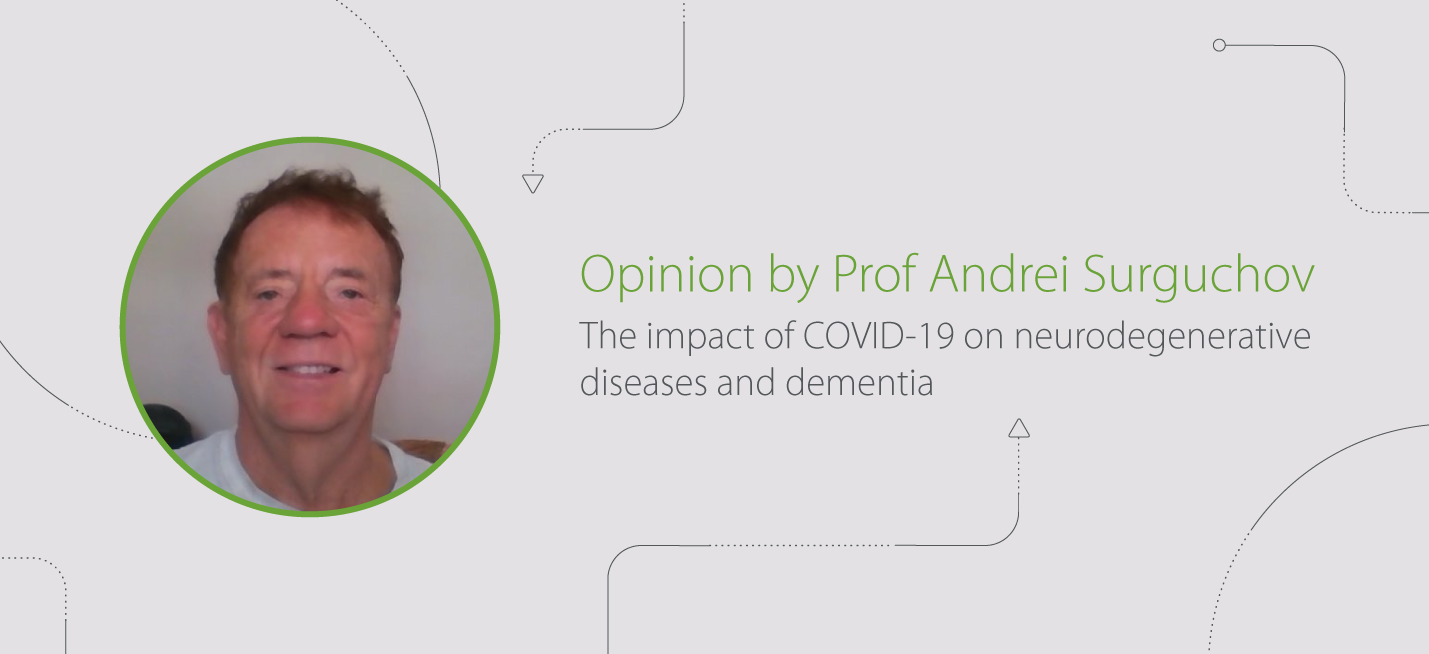 Pandemic meets epidemic: COVID-19 and neurodegenerative diseases