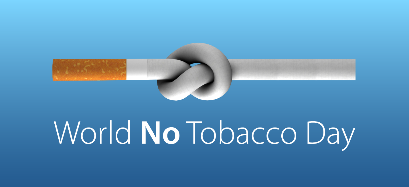 Supporting World No Tobacco Day with the latest research